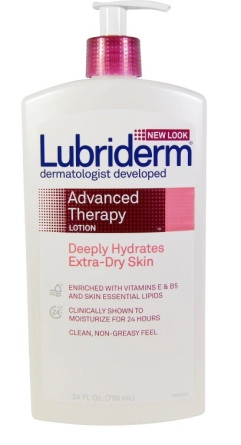 7a1b88707 Lubriderm, Advanced Therapy Lotion, Deeply-Hydrates Extra-Dry Skin
